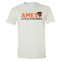 Gildan Unisex SoftStyle T-shirt (Adult) - Ames Little Cyclones