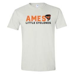 Gildan Unisex SoftStyle T-shirt (Adult) - Ames Little Cyclones