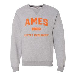 Fruit of the Loom Sofspun Crewneck Sweatshirt (Adult) - Ames Est 1870