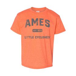 Gildan SoftStyle T-shirt (Youth) - Ames Est 1870