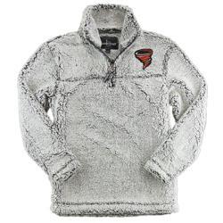 Boxercraft Unisex Sherpa Fleece 1/4-Zip Pullover (Adult)