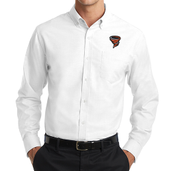 Port Authority Men's SuperPro Oxford Shirt